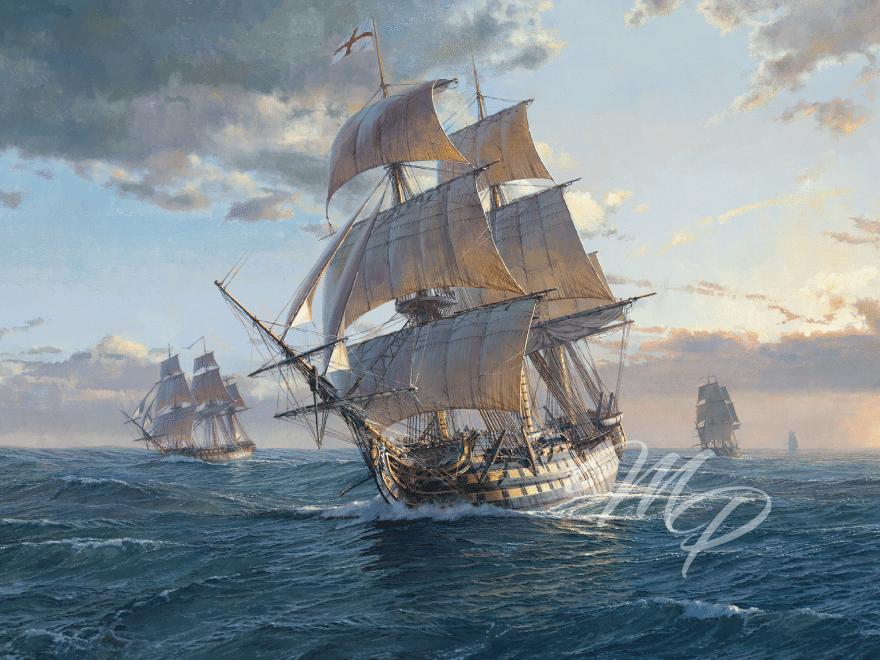 'Atlantic pursuit'