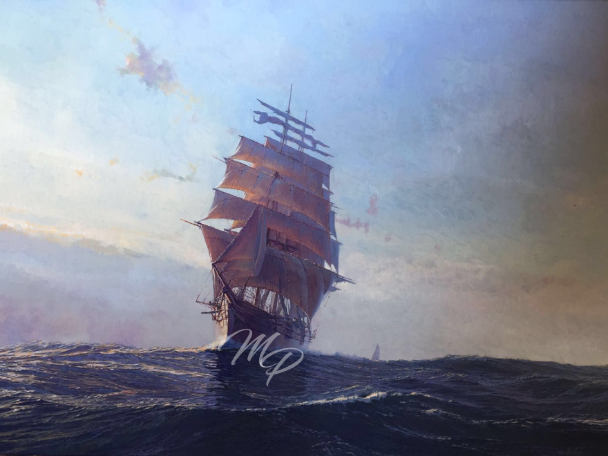'Picking up the Trade Wind'