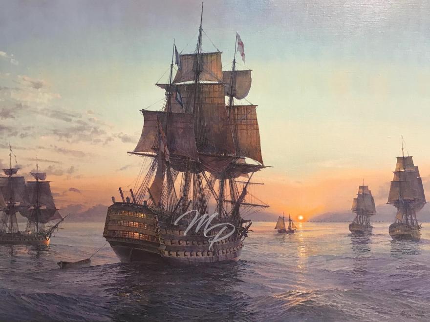 'Trafalgar Dawn'